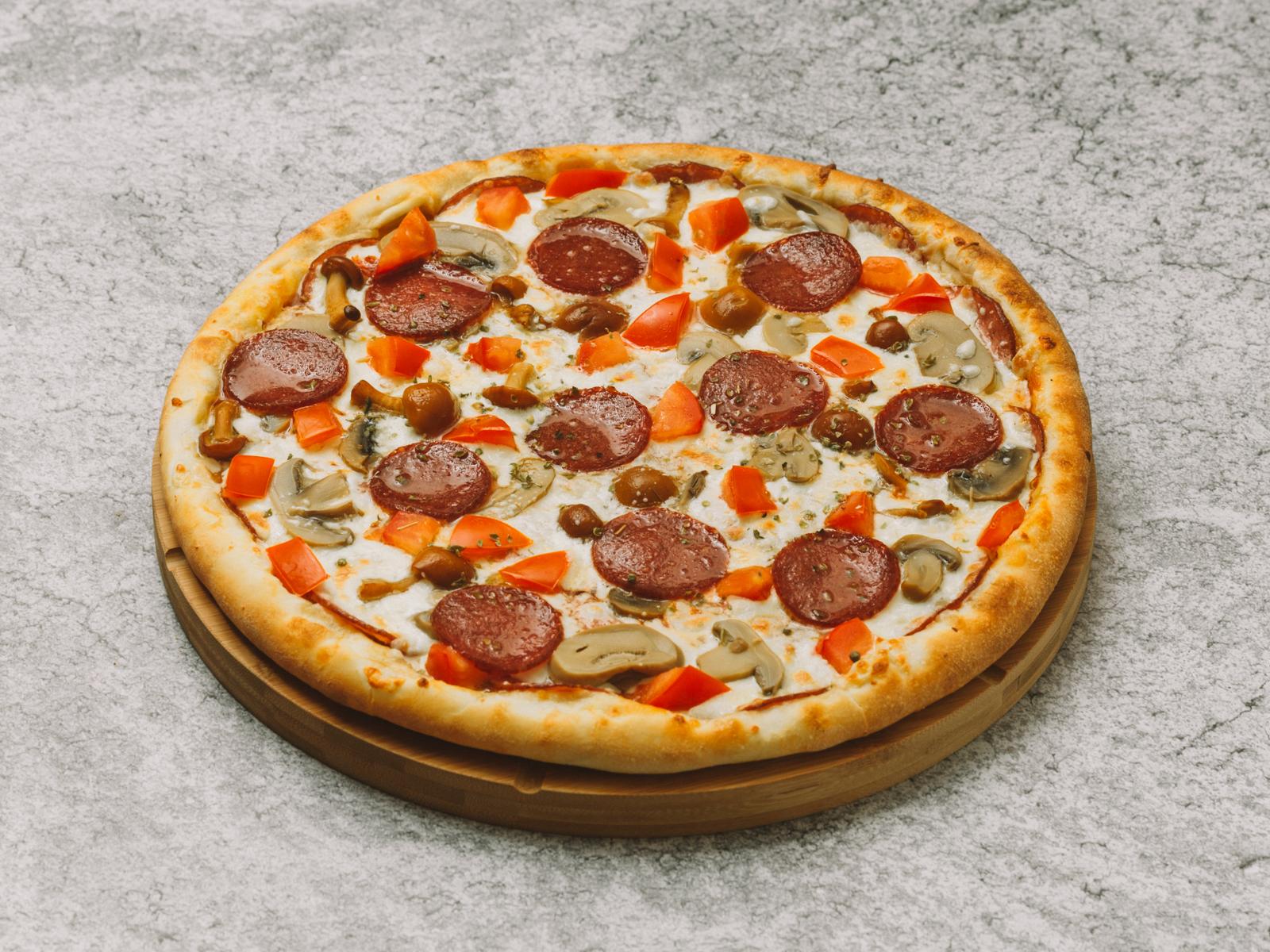 Пицца Сан Тропе
