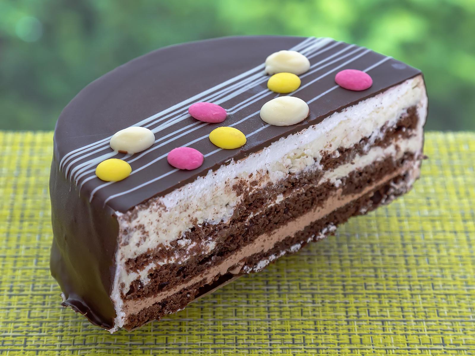 Торт Адель половинка