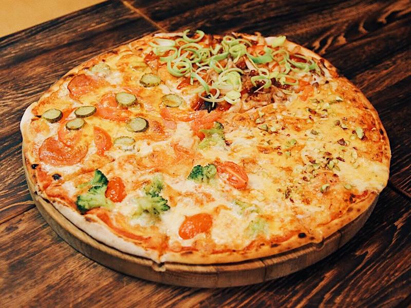 Пицца на компанию