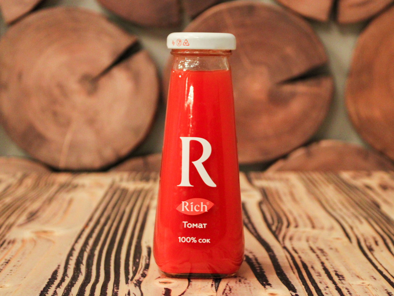 Сок Rich томат