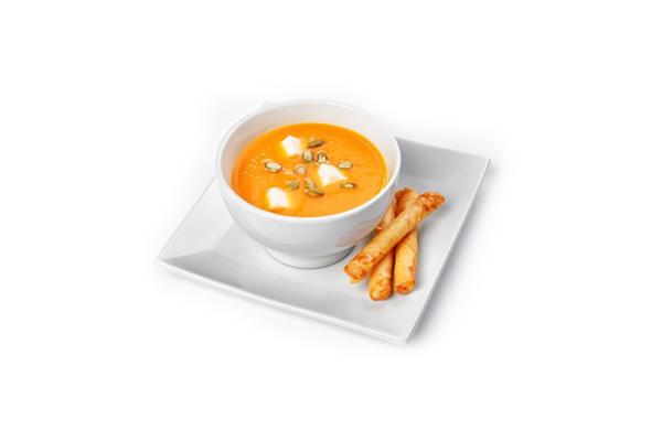 Тыквенный суп (крем - суп)