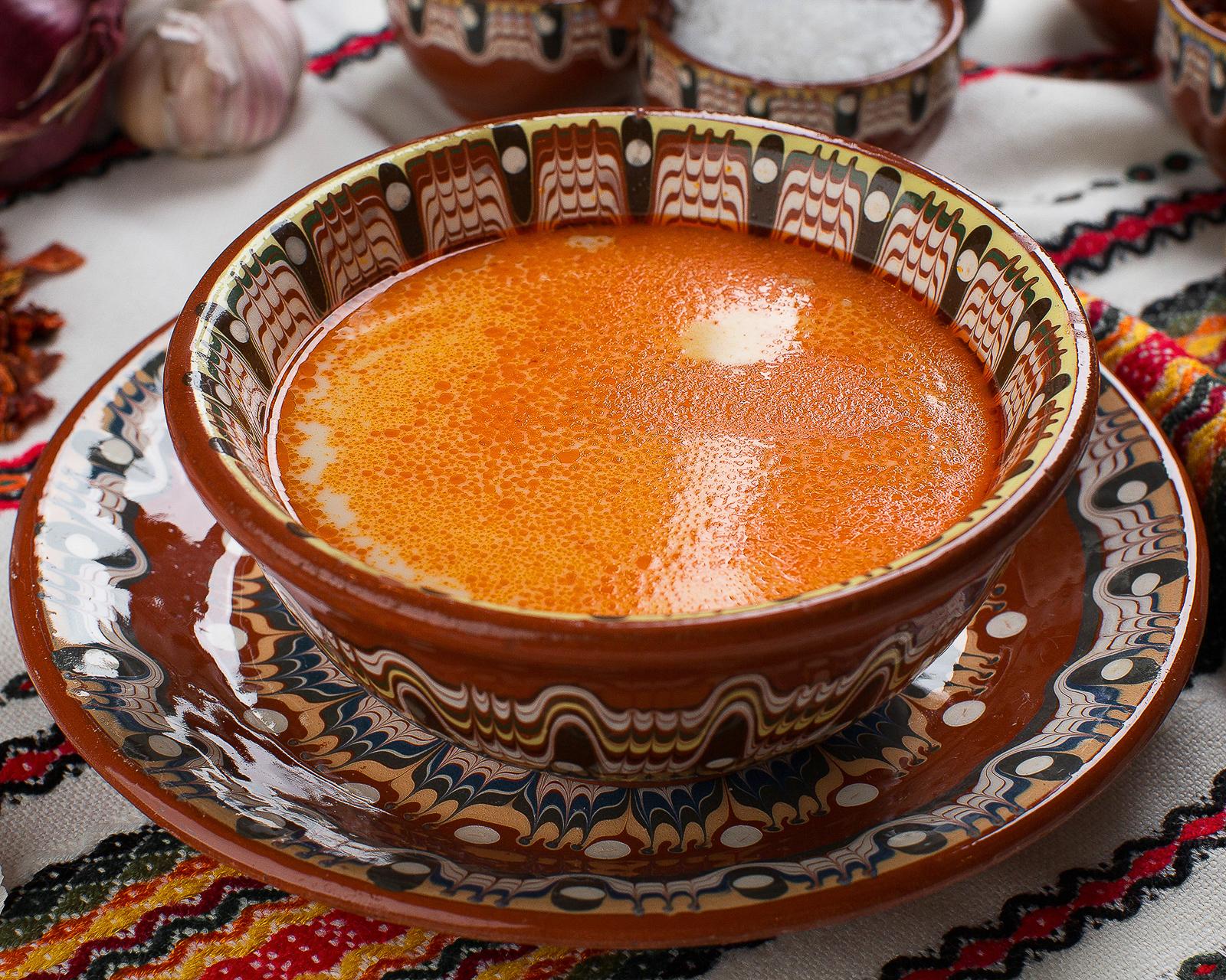 Суп Шкембе чорба
