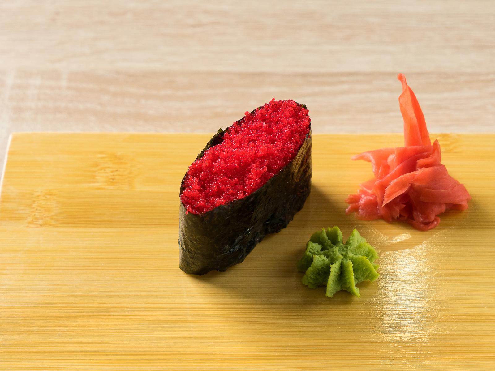 Суши Масаго нигири