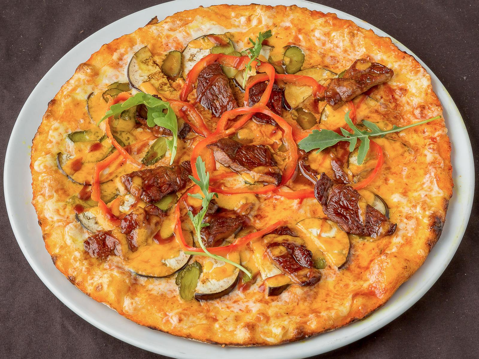 Пицца Траттория фирменная