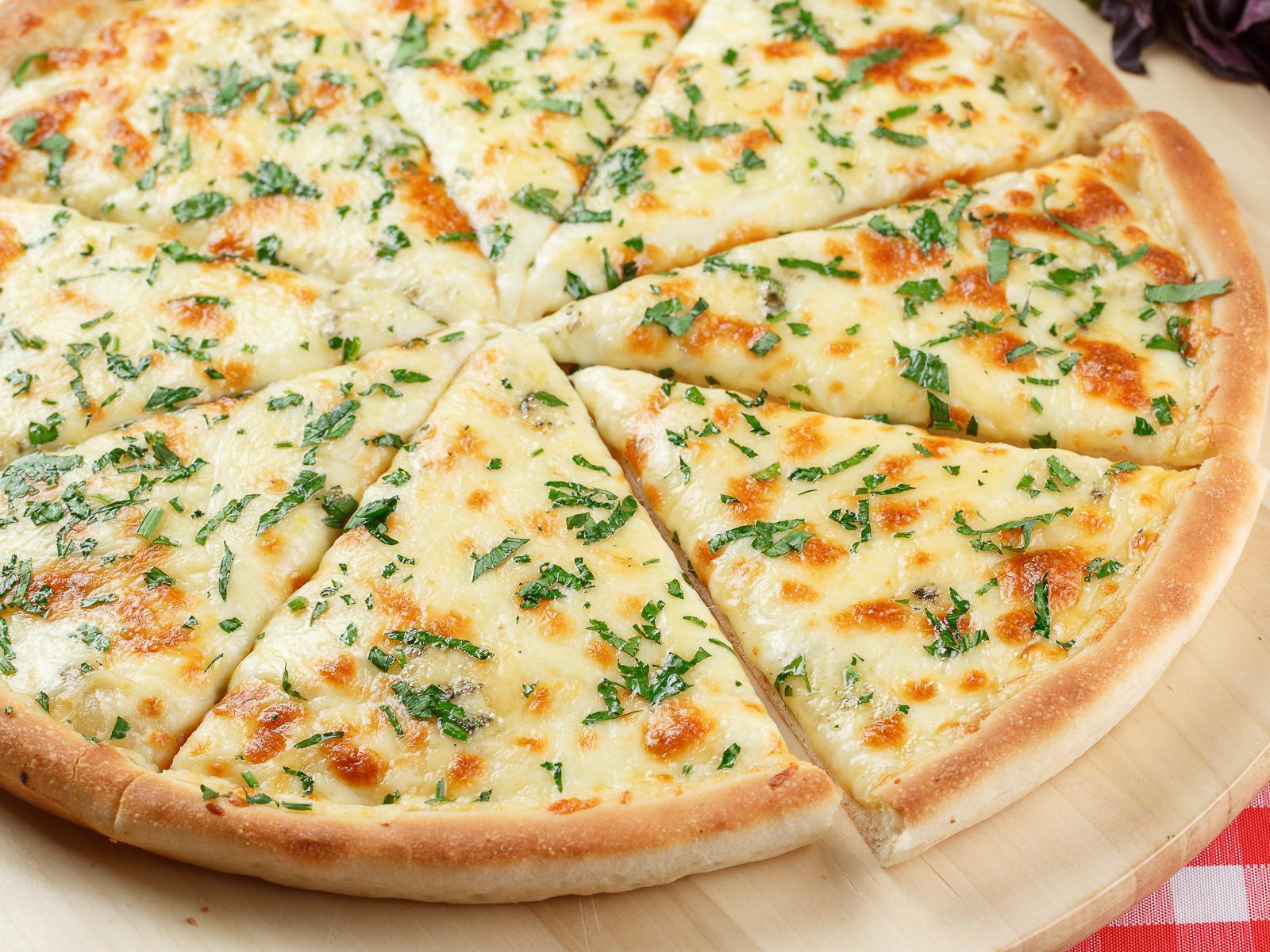 Пицца Четыре солнца