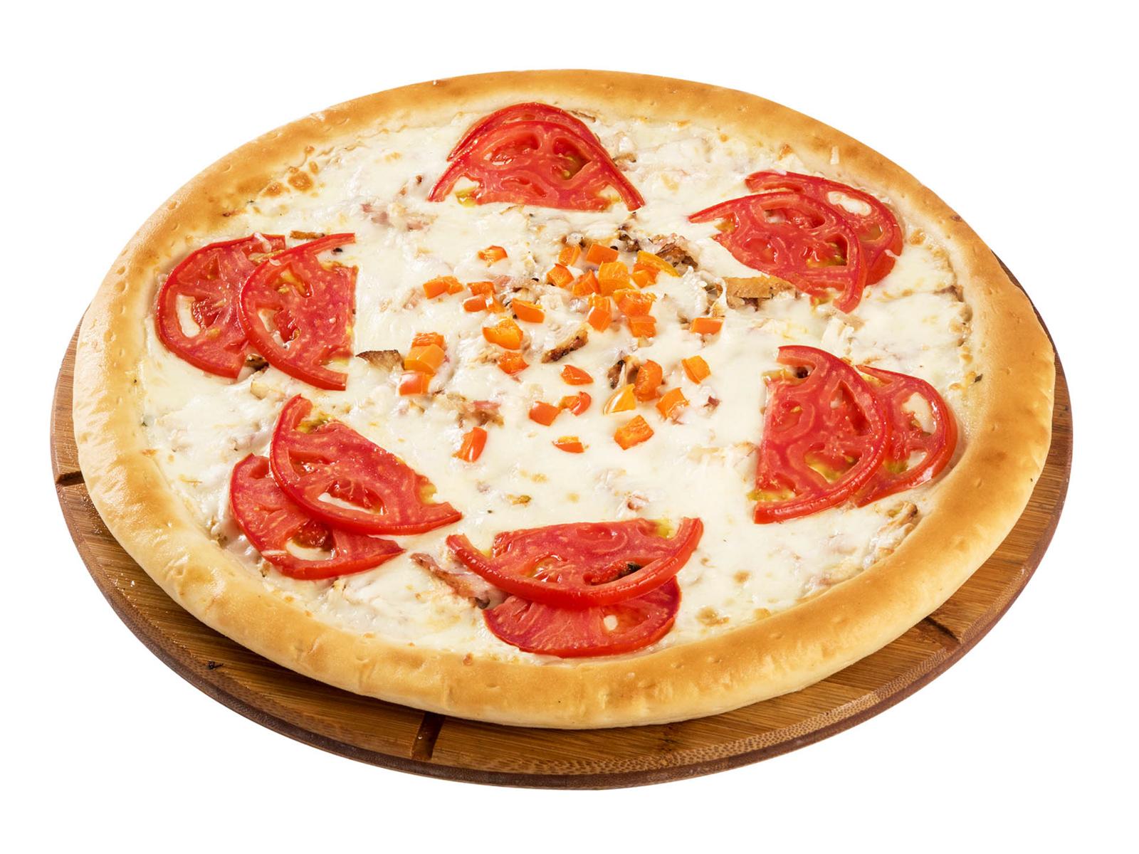 Пицца Курица с беконом