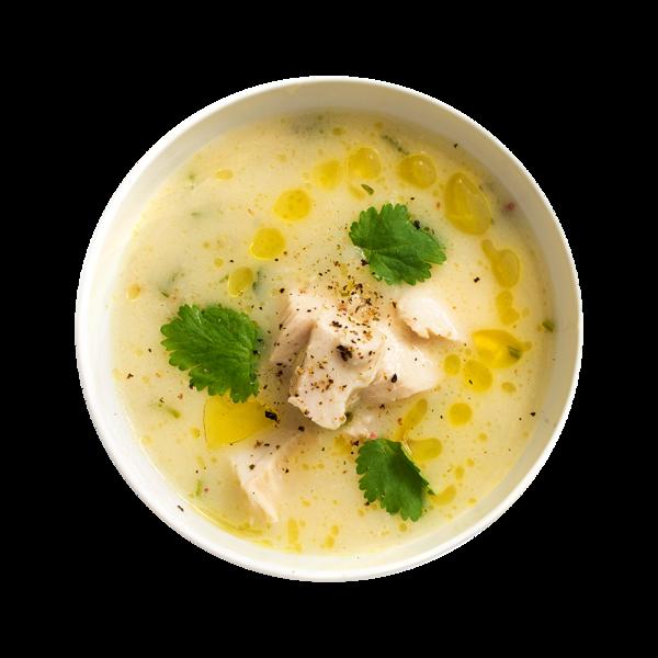 Суп чихиртма из курицы
