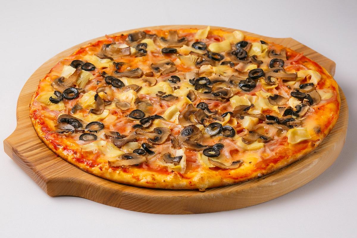 Пицца Капричезо