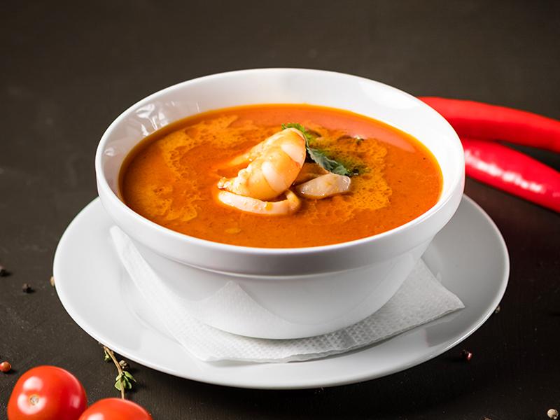 Суп Тайский