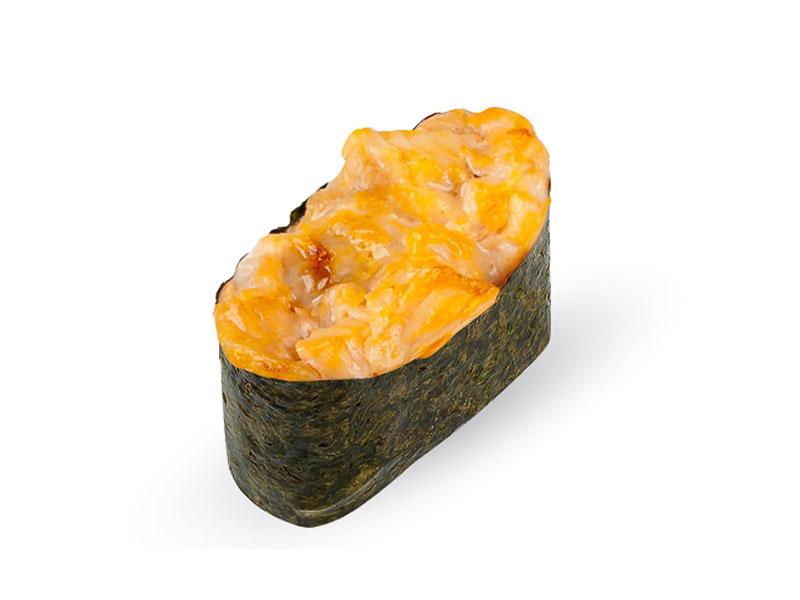 Суши запеченные Лосось