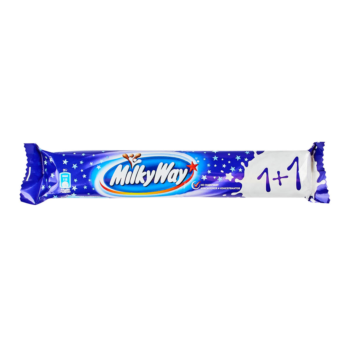 Milky Way 1+1