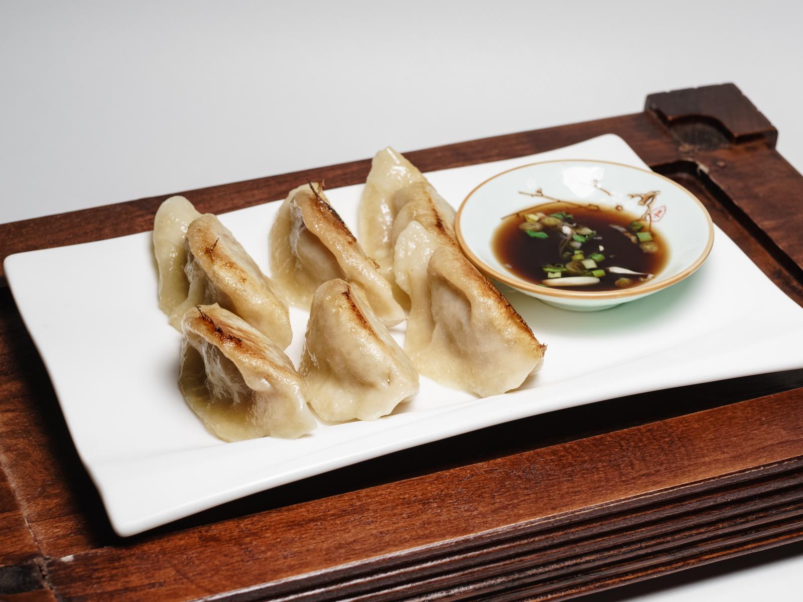 Традиционные китайские пельмени