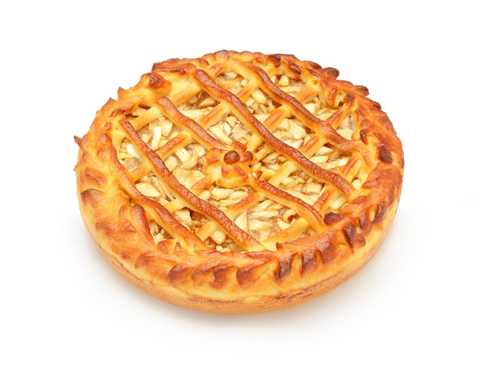 Пирог с яблоком