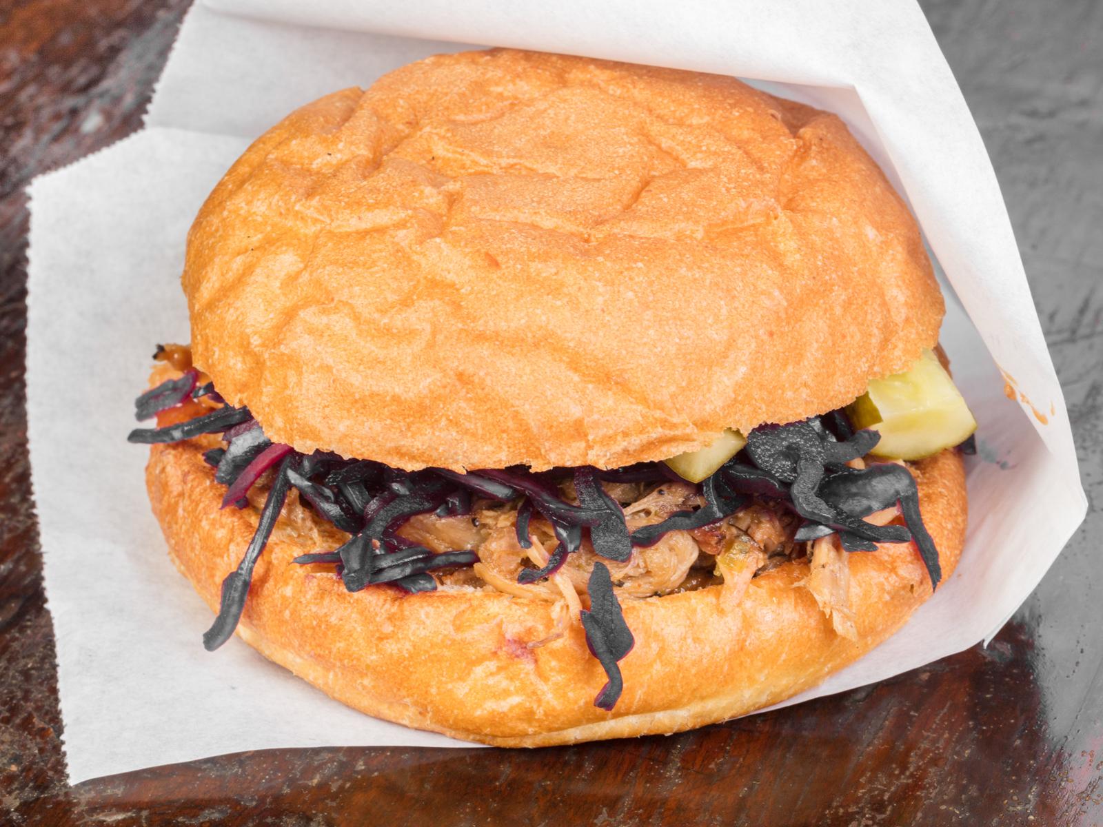 Бургер Пулд порк