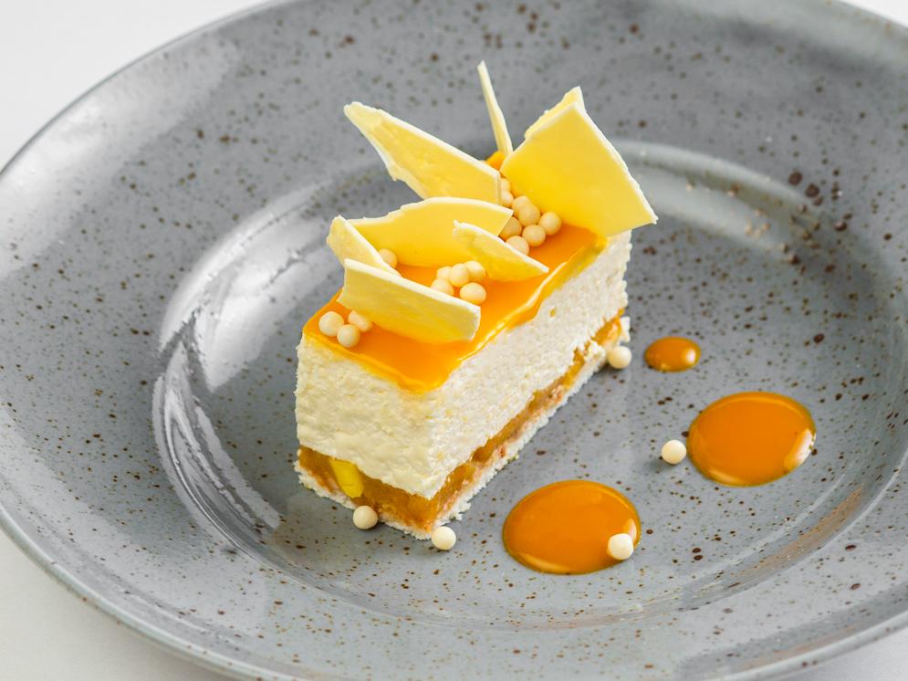 Десерт Тропический