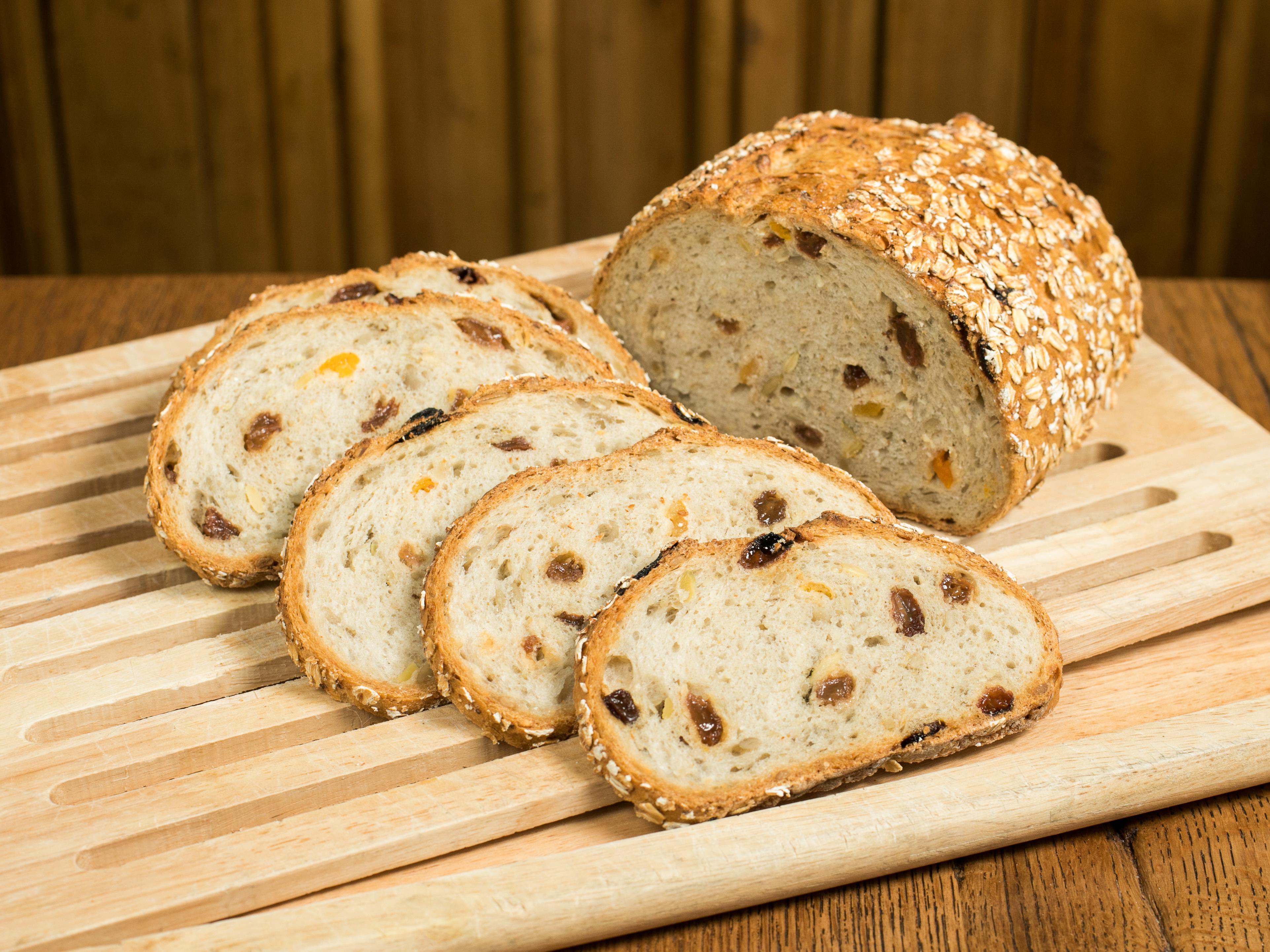 Порция хлеба 5 злаков