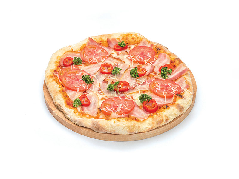 Пицца Бекон
