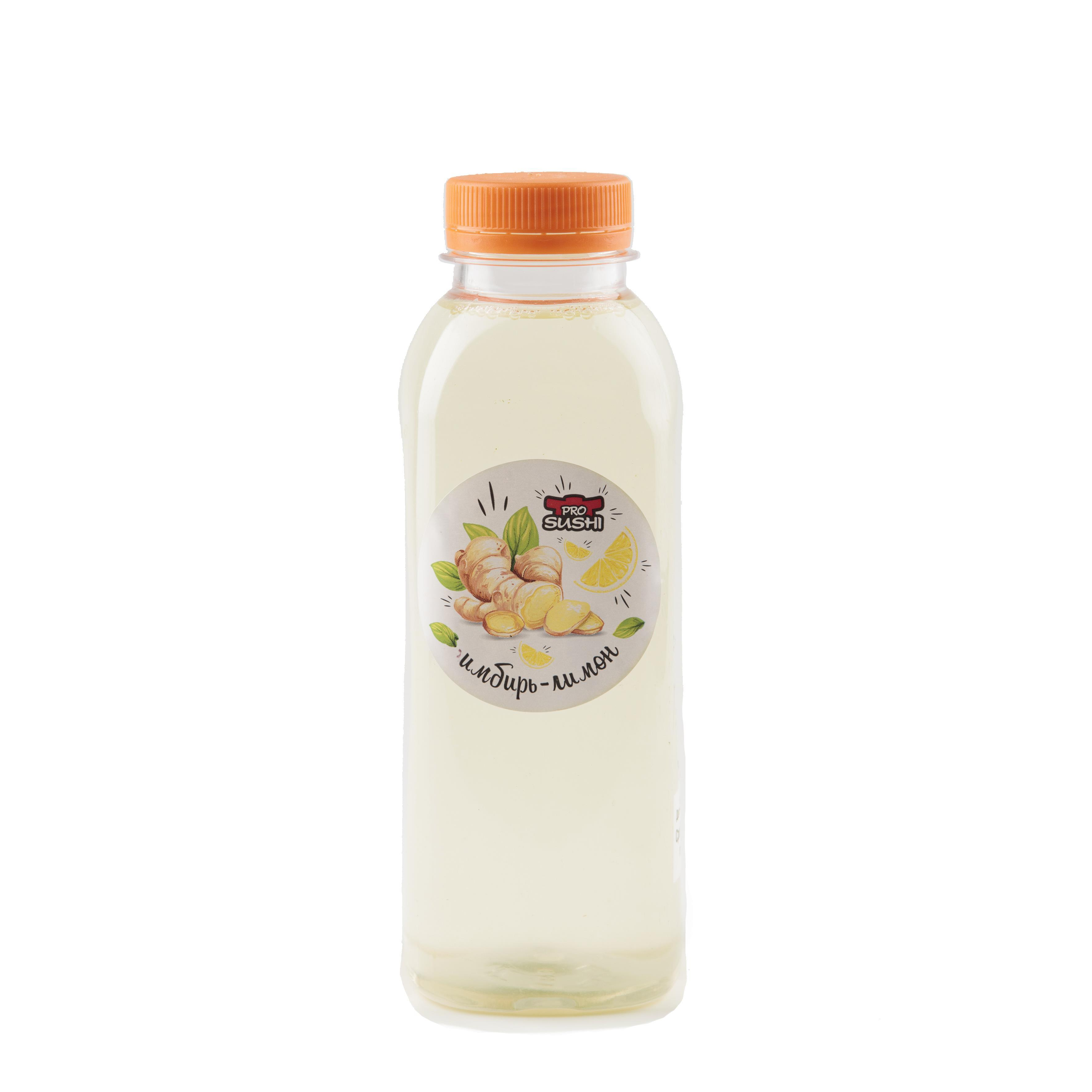 Морс Имбирь-лимон