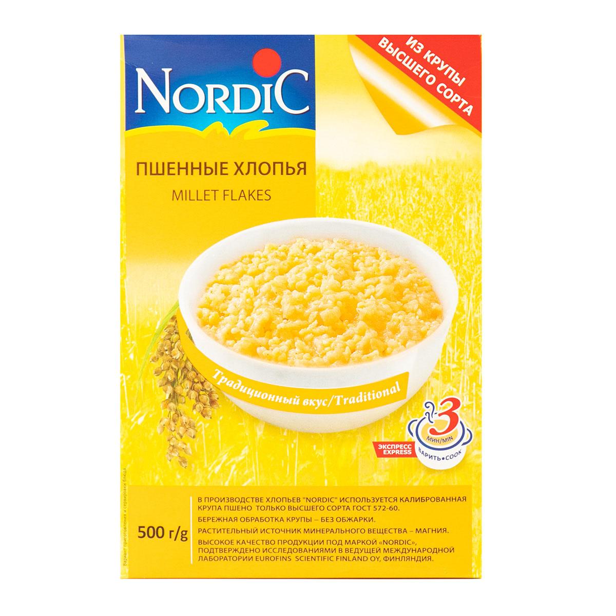 Nordic пшено