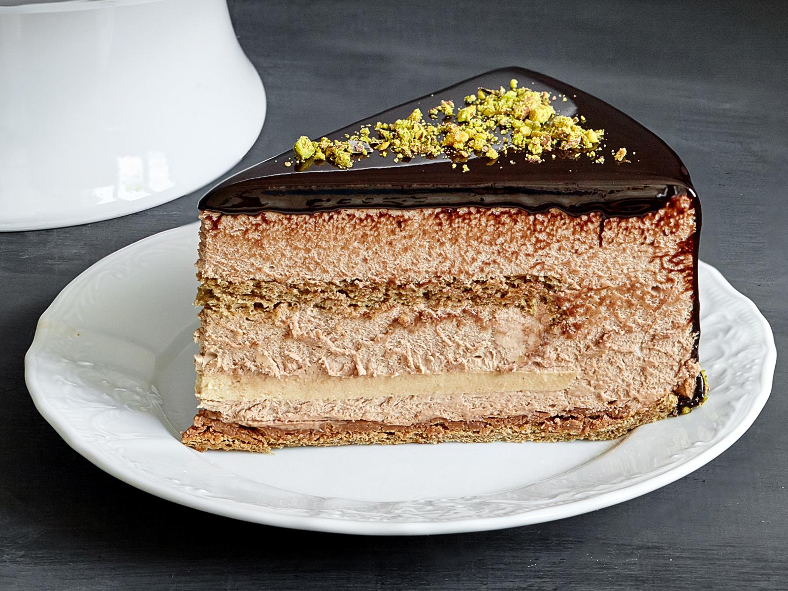 Кусок торта Тортшер