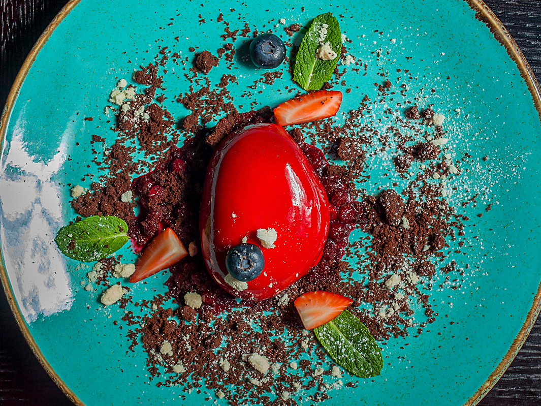 Десерт Прикамский камень