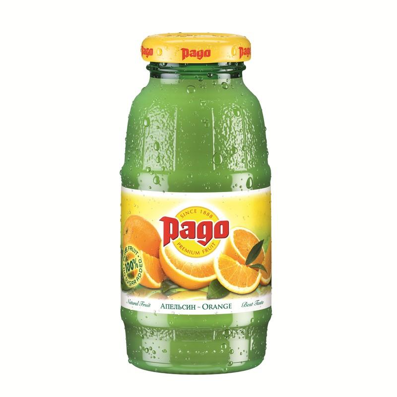 Сок Паго в ассортименте