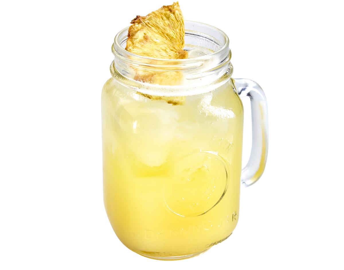 Лимонад Имбирь/ананас