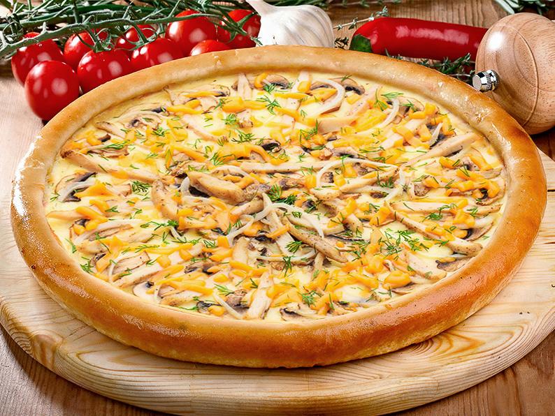 Пицца Жюльен