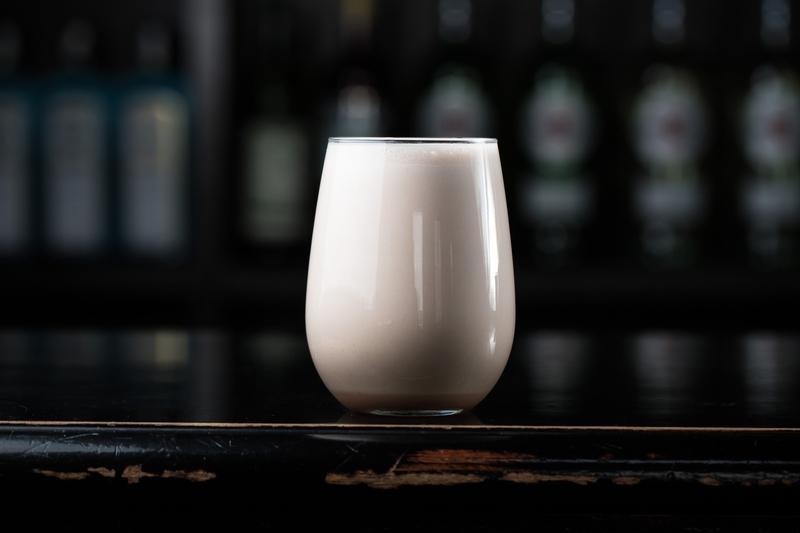 Протеиновый коктейль на молоке
