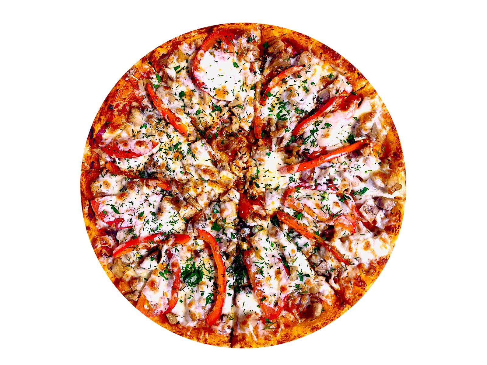 Пицца Курица