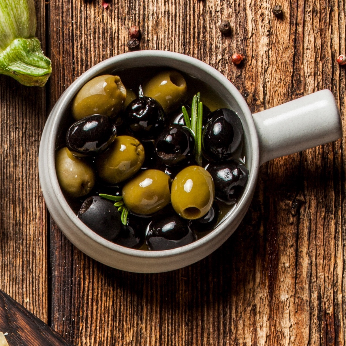 Маслины/оливки