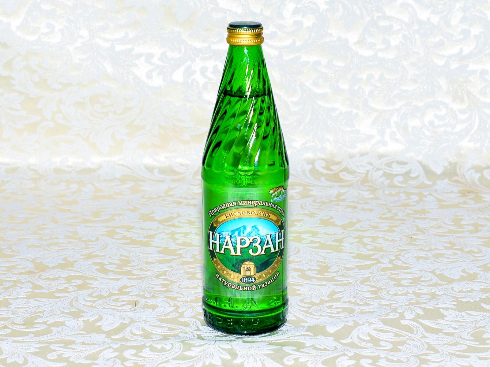 Вода Нарзан