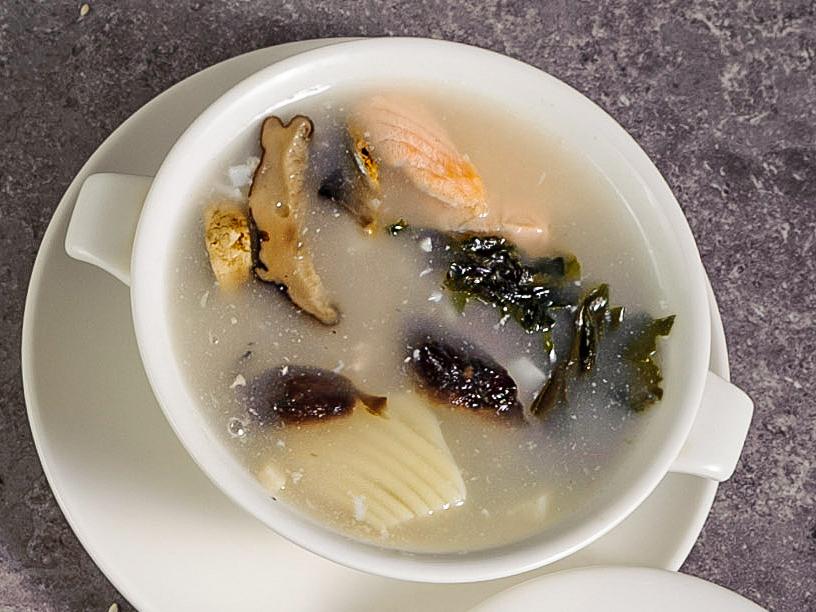 Суп Китайская уха