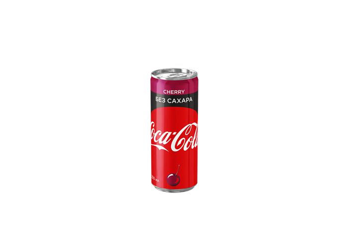 Coca-Cola Черри