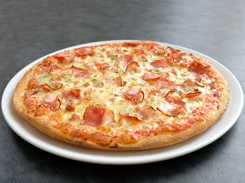 Пицца Чикен итальяна большая