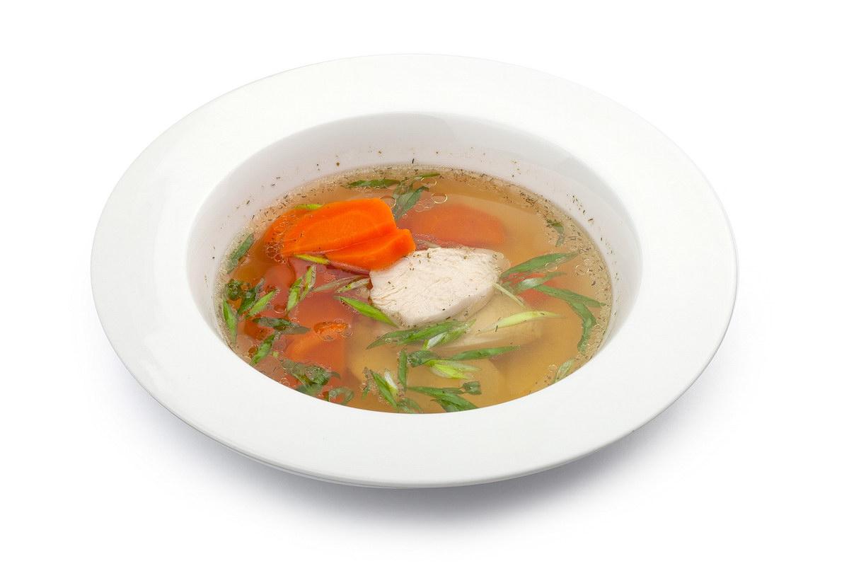Суп Летний