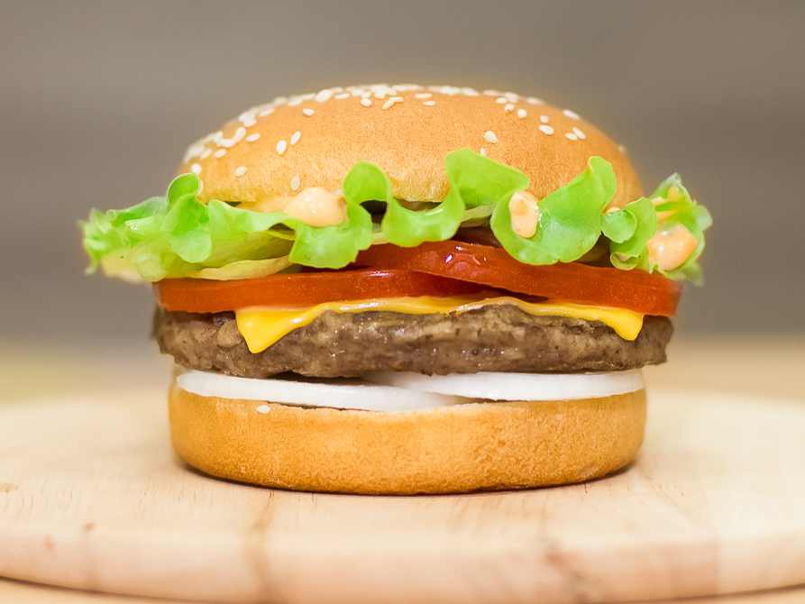 Фреш бургер мясной