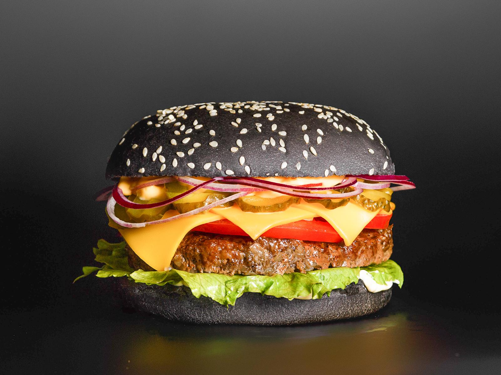 Стронг чизбургер