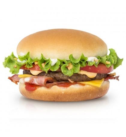 Классический бургер с беконом Royal bacon cheese