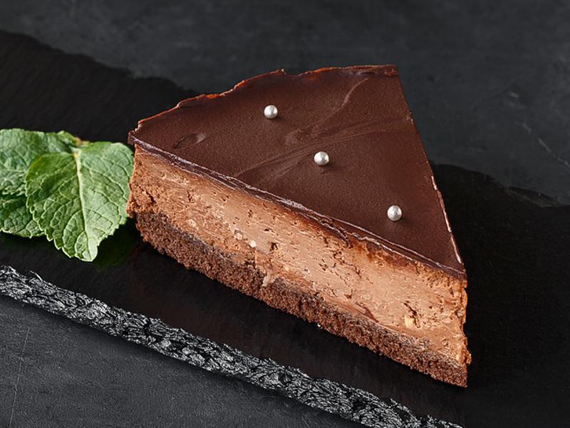 Торт Чизкейк шоколадный