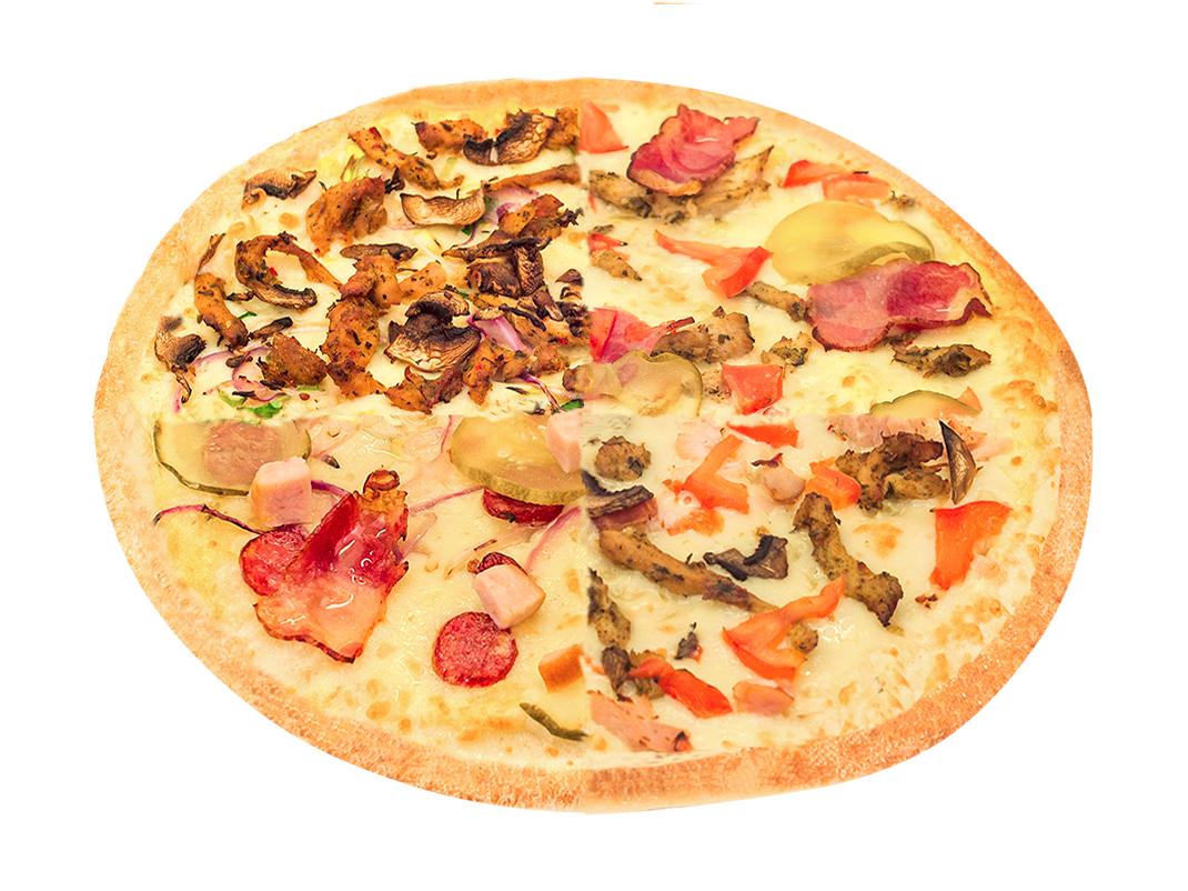 Пицца Чесночный бум