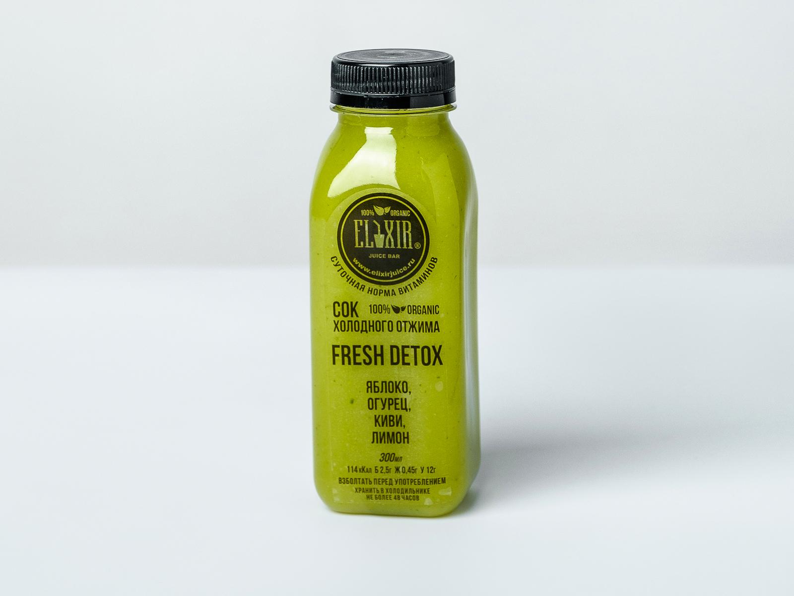 Сок Fresh Detox