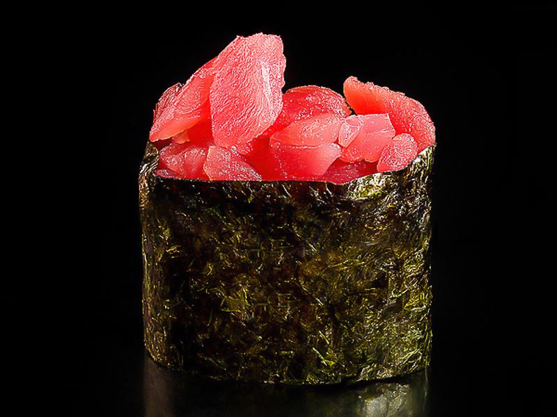 Магуро спайси суши