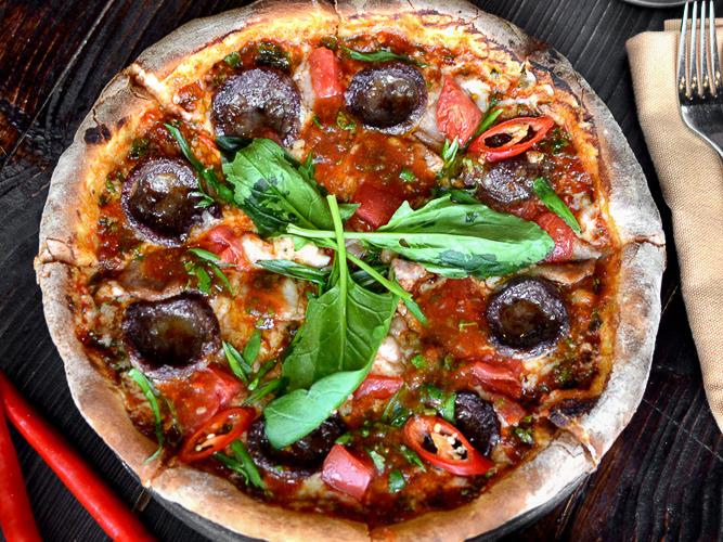 Пицца Мясника