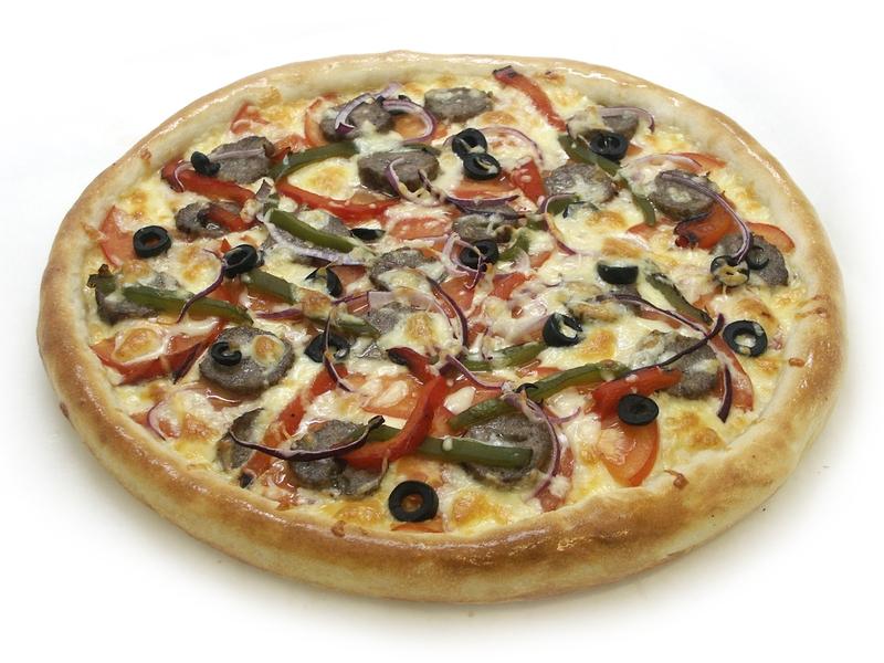 Пицца Восточная