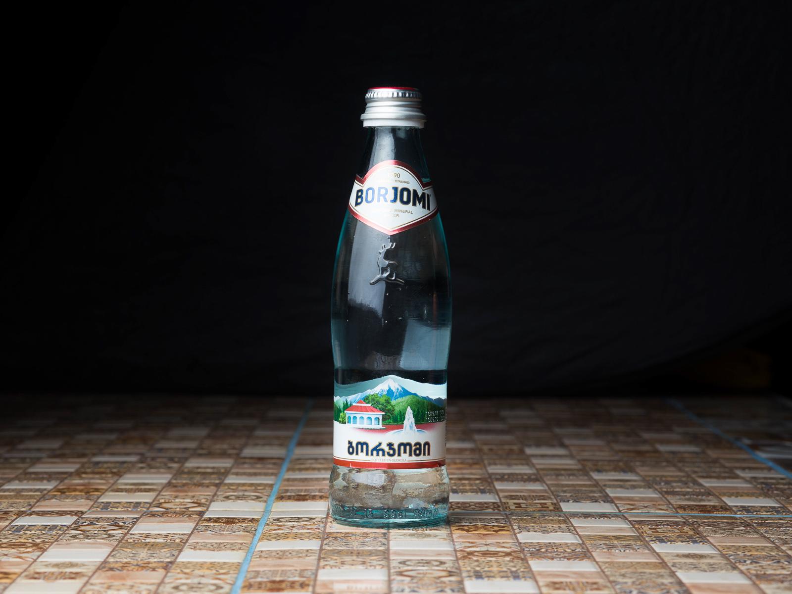 Вода минеральная Borjomi