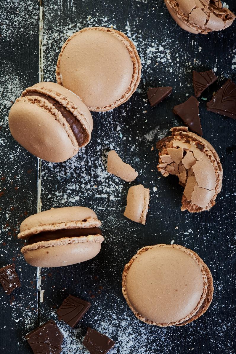 Макарони Шоколад