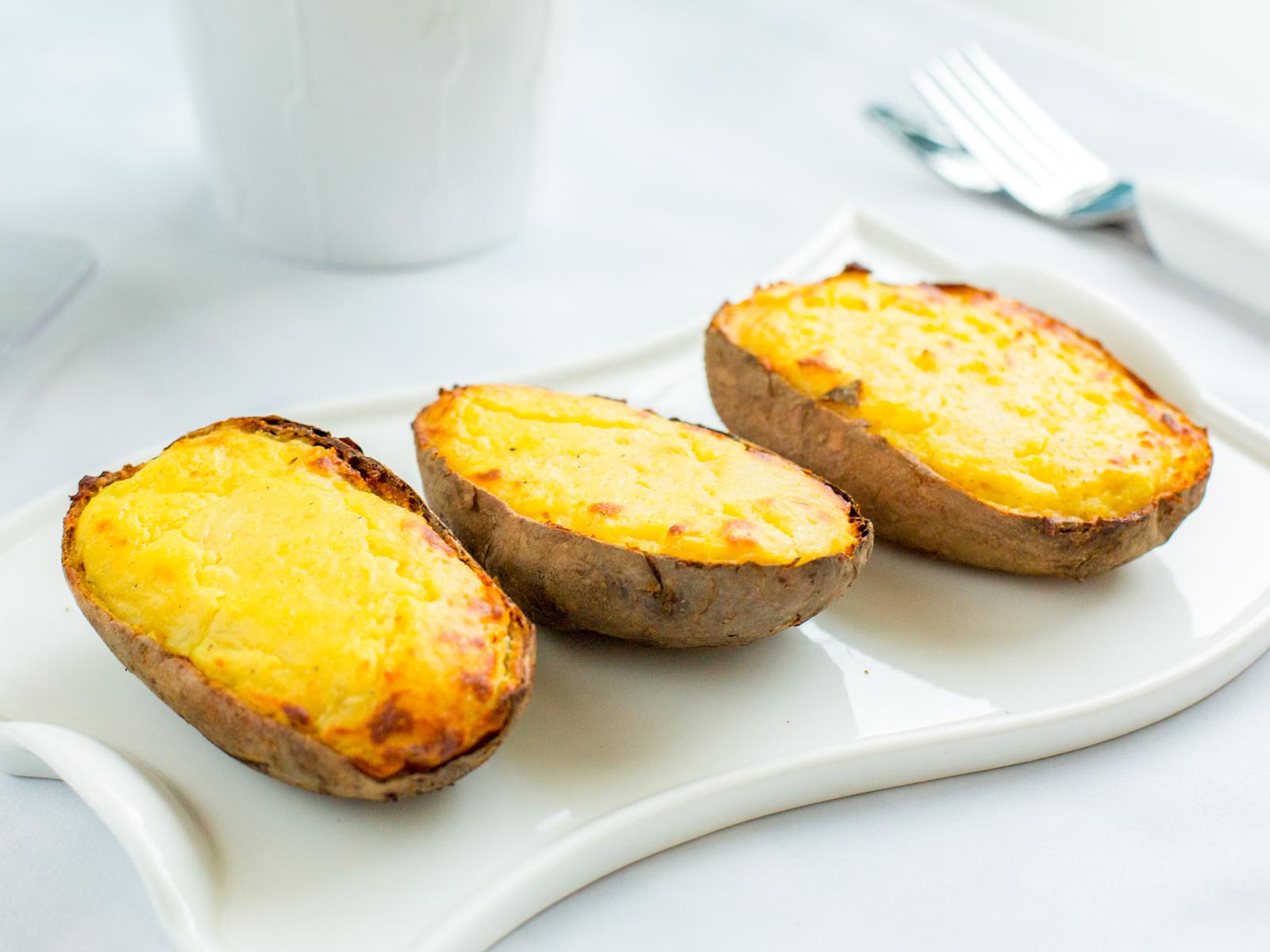 Картофель печеный
