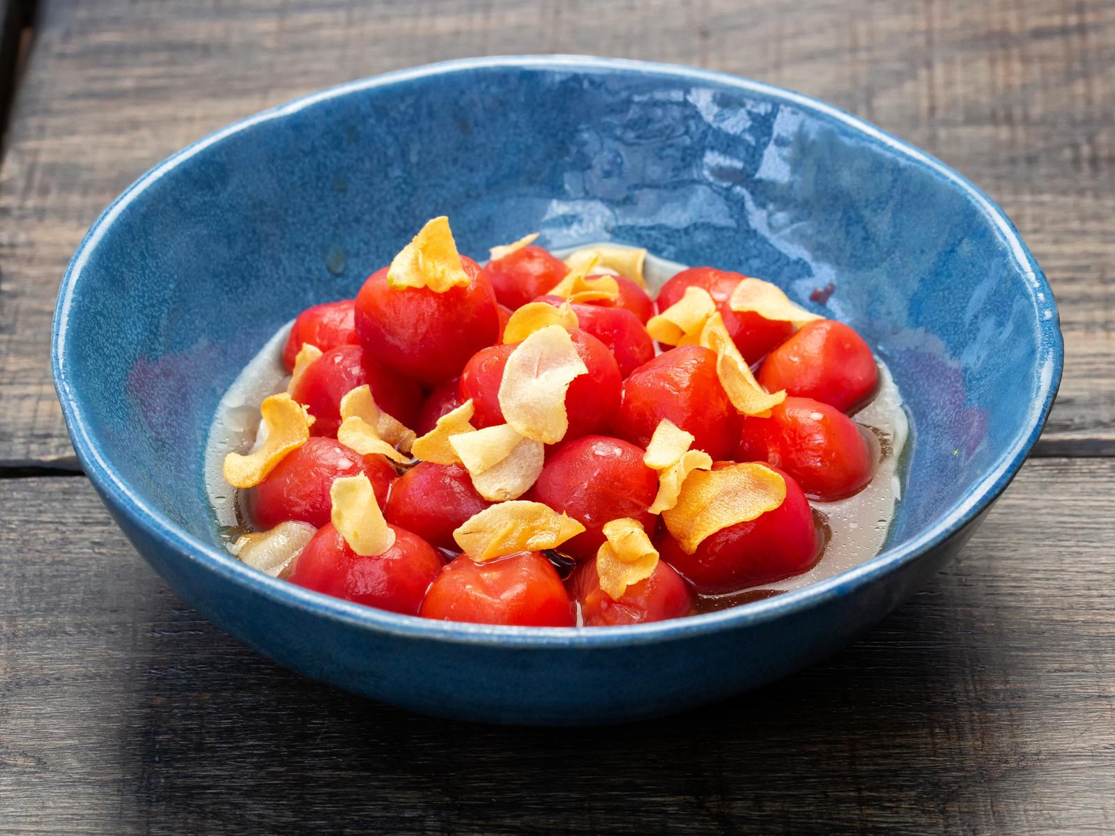 Севиче из помидоров