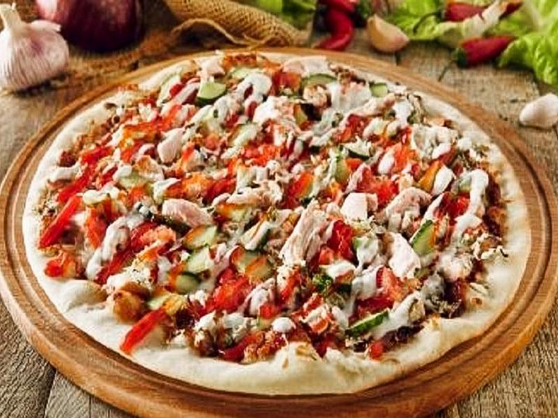 Пицца Вокинг